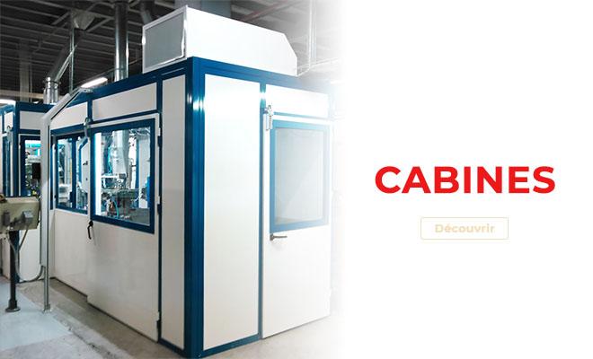 produits cabines